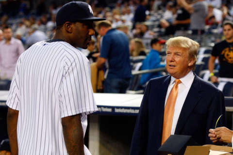 Trump won't be throwing out first pitch at Nationals home opener