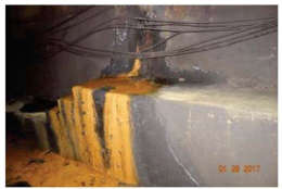Inspectors found several issues in Metro tunnels. (Photo courtesy Federal Transit Agency)