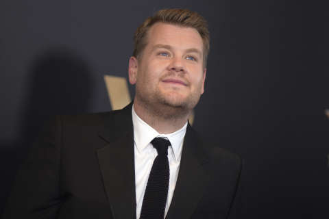 'Late Late Show' host James Corden can't say 'Maryland'