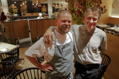 'World's best restaurant' co-founder uses food for social change