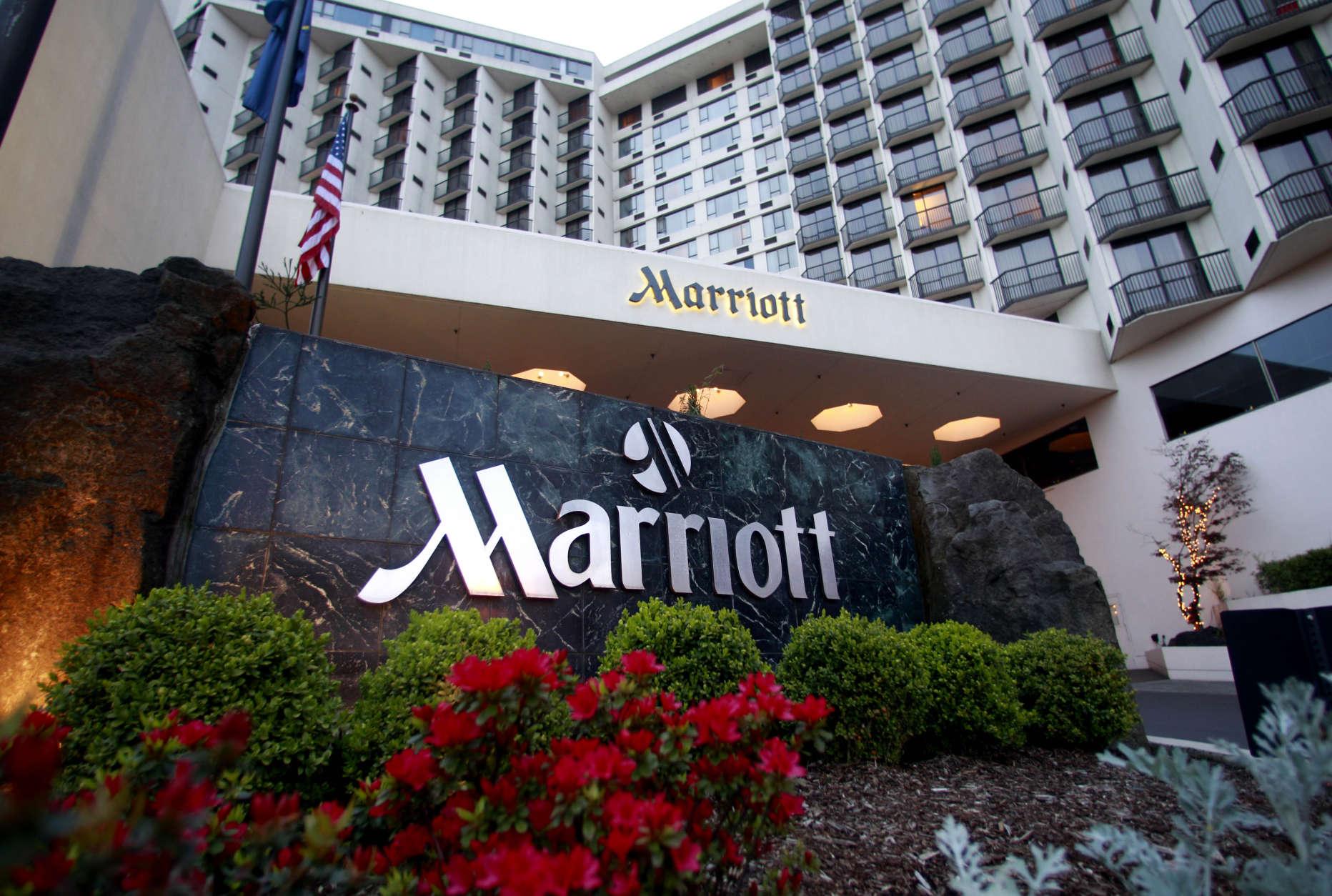 Marriott International Inc., headquartered in Bethesda, came in 33. (AP/Rick Bowmer)