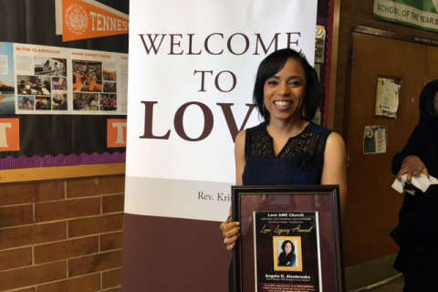 Pr. George's Co. State's Attorney honored for inspiring women