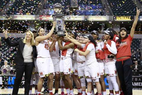 Md. women's basketball: Road to Final Four goes through Connecticut
