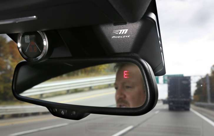 Intel to buy autonomous auto  tech company Mobileye