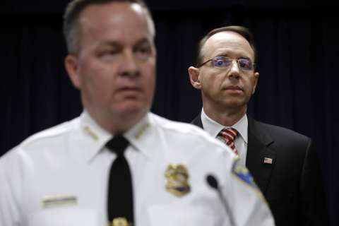 Feds: Criminal officers stole from the innocent in Baltimore