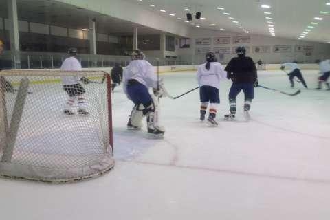 12-hour hockey marathon raises $15,000 for youths