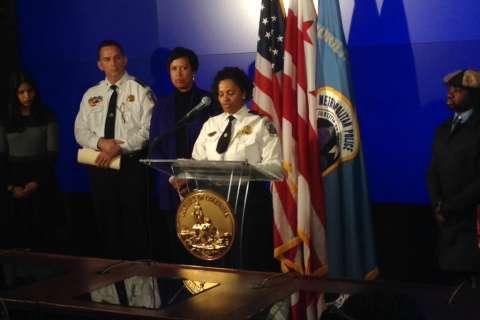 DC mayor, police look to 'reassure' public regarding missing teens