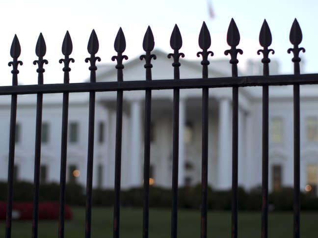 Woman who tried to jump White House fence back in court