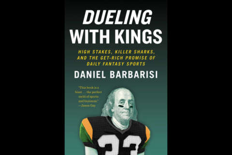 When fantasy sports is life: 'Dueling with Kings' author Daniel Barbarisi