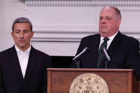Md. Gov. Hogan supports permanent fracking ban