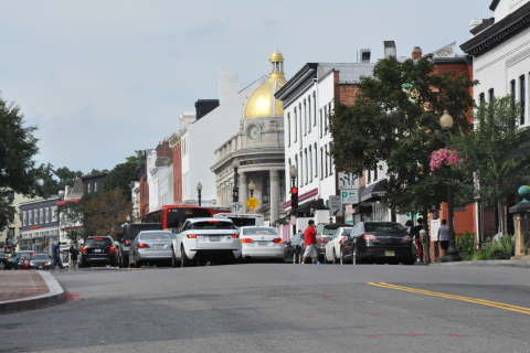 Firm chosen for Georgetown commercial district gateway design