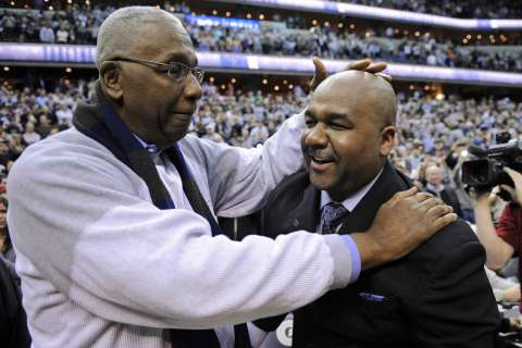 Thompson's firing marks end of era at Georgetown
