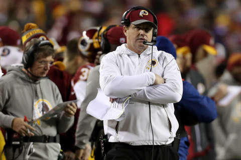 Redskins back to their old tricks, dysfunction
