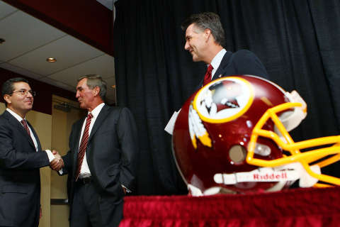 Next for the Redskins? Apathy