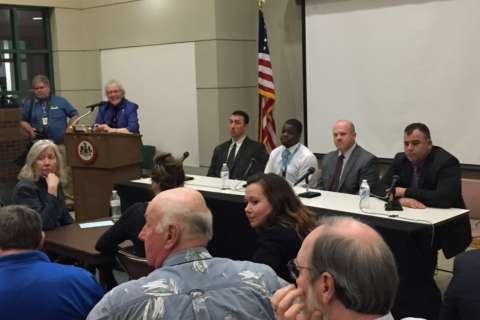 Northern Va. leaders detail plans to fight local gang activity