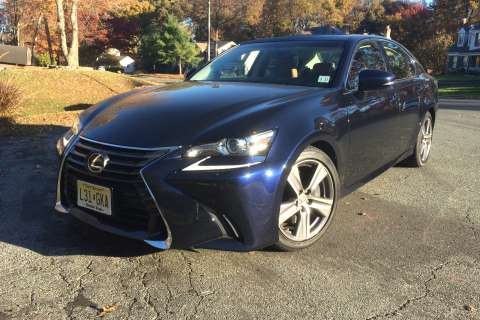 Lexus GS200t: New engine makes for a more affordable midsize luxury sedan