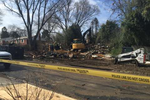 Officials: Human remains found at Rockville home explosion site