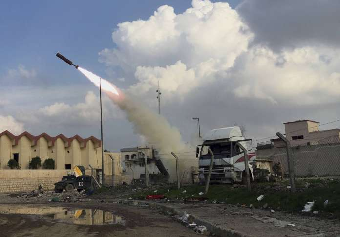 IS bombing kills at least 15 in Baghdad