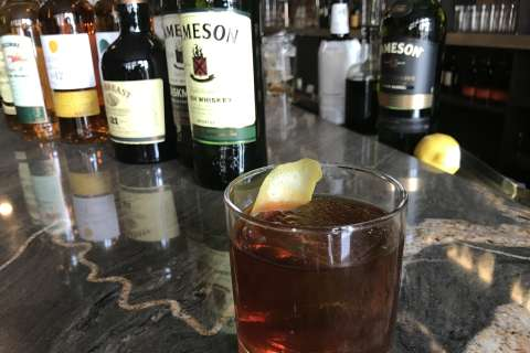 Drink like the Irish? Reach for an Irish whiskey (recipe)