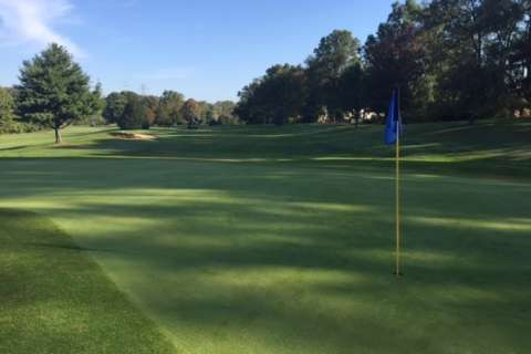Playing Through: Jefferson District Golf Course