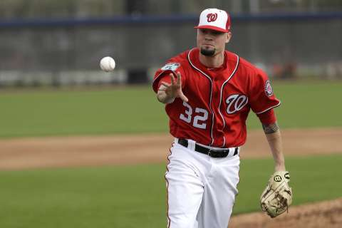 Nationals closer battle just getting started