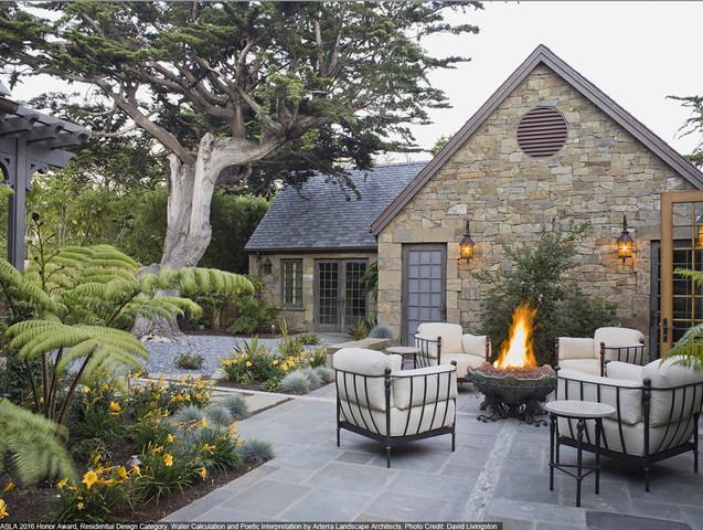 Backyard Wish List? Fire Pits, Wi-Fi And Apps, Not Grass