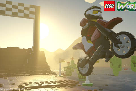 Review: Lego Worlds is cute, charming and sometimes infuriating