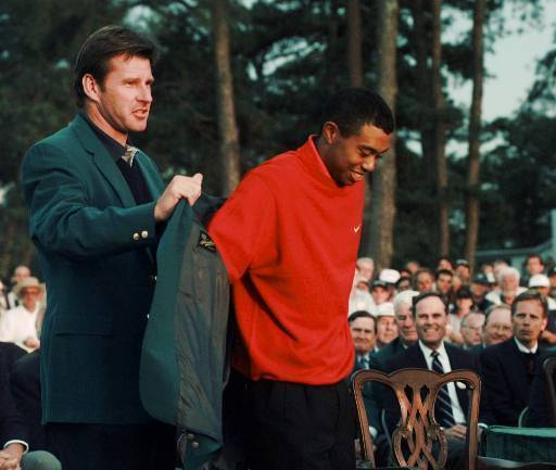 '97 Masters: When a young Tiger grabbed golf by the tail
