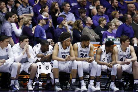 Northwestern basketball is the story you won't be able to avoid this March