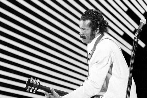 Photos: Chuck Berry leaves behind rock 'n' roll legacy