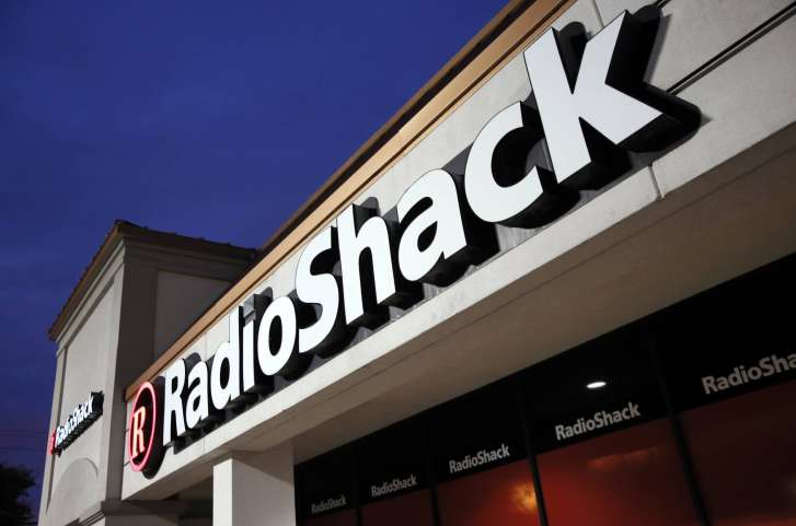 RadioShack Files for Bankruptcy
