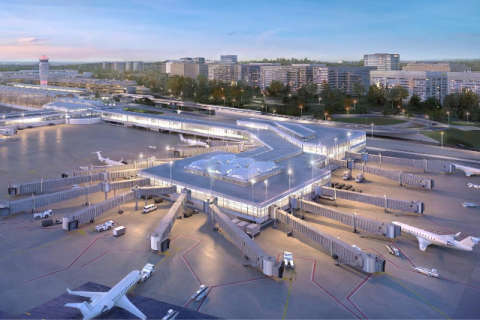Plans to build commuter terminal at Reagan National advance