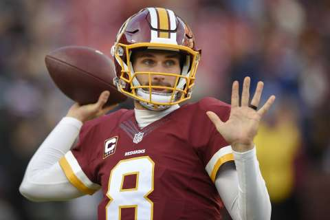 Redskins, Cousins fail to agree on long-term deal by deadline