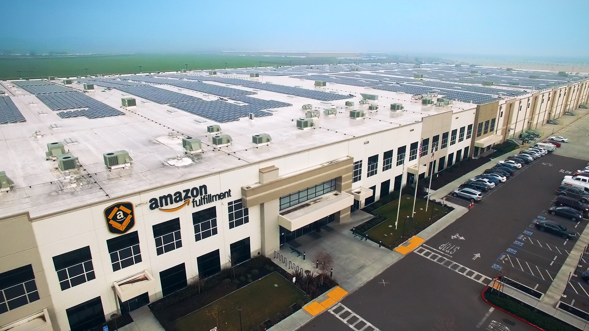 Amazon Distribution Centers In Maryland Elsewhere Go
