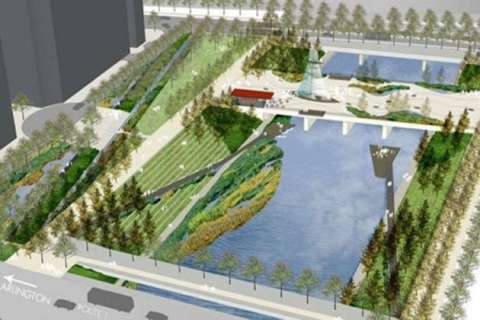 Planning underway for upgrades to South Park at Potomac Yard