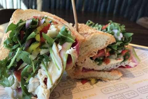 Build a hoagie like the pros — with a spring twist