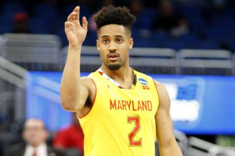 Trimble to leave Maryland for NBA Draft