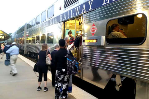 VRE board set to reject rail link to Gainesville