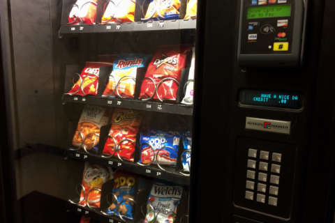 Healthy vending machine bill advances in Montgomery Co.