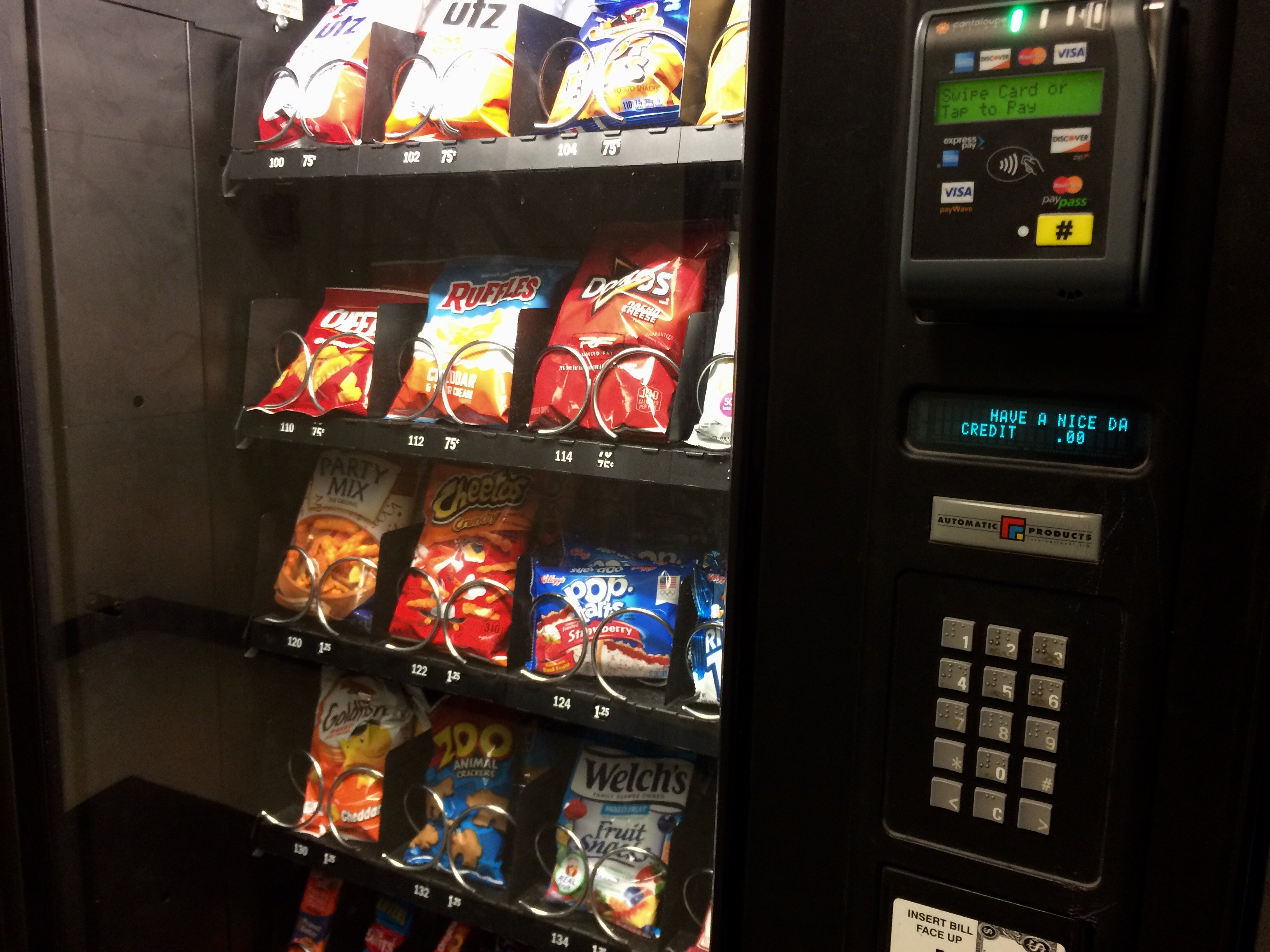vending machine business in maryland