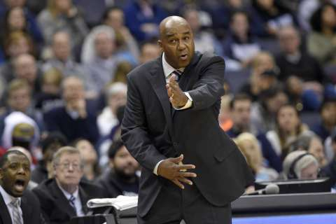 Georgetown parts ways with head basketball coach John Thompson III