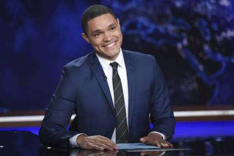 Trevor Noah talks producing 'The Daily Show' in a constant news cycle