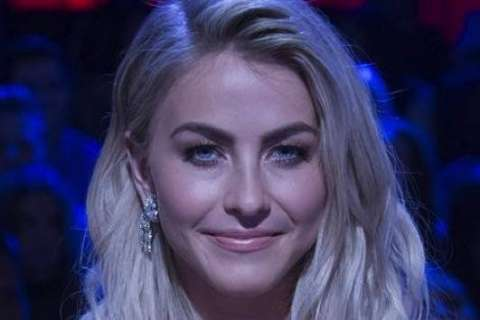 Julianne Hough wants to start 'open conversations' about endomitriosis