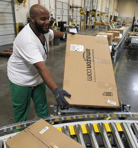 Amazon to open 4th Va. distribution center, add 1K jobs