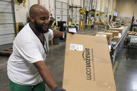Amazon to open 4th Va. distribution center, add 1K jobs