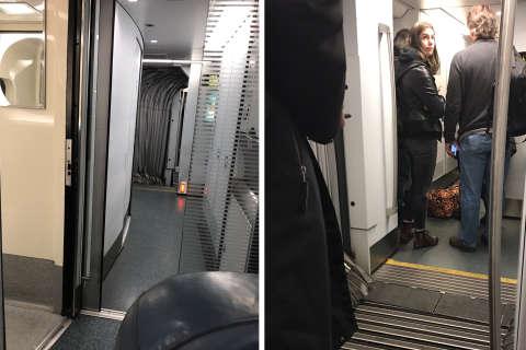 DC-bound Amtrak train derails in New York