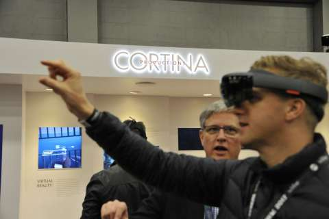 At SXSW, Va.-based Cortina brings history to the present