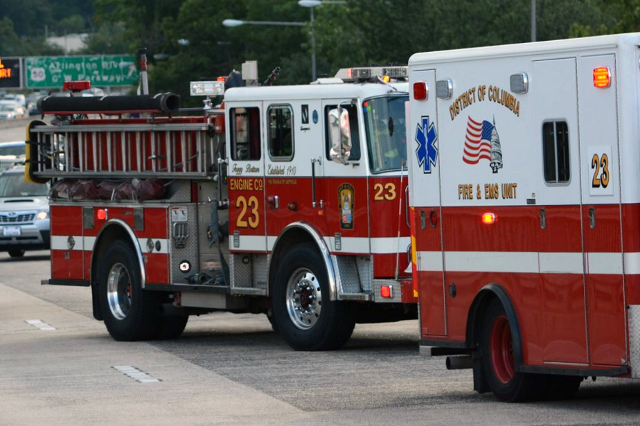 DC fire station among busiest in country   WTOP