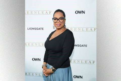 O-no: Oprah Winfrey encounters young kid who doesn't know she's Oprah