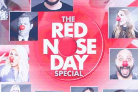 """""""Love Actually"""" stars reunite for """"Red Nose Day Actually"""" trailer"""